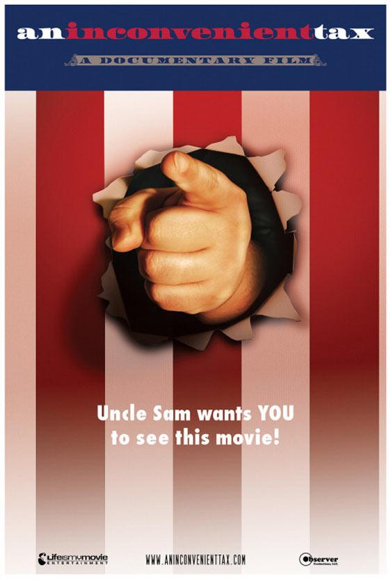 An Inconvenient Tax Poster #1