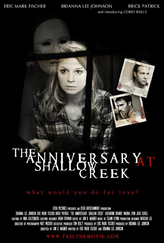 The Anniversary at Shallow Creek Poster