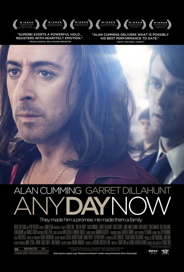 Any Day Now Poster #1