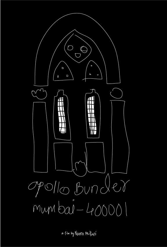 Apollo Bunder, Mumbai 400001 Poster