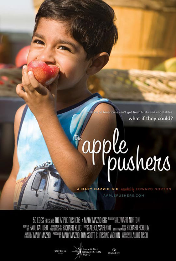 The Apple Pushers Poster #1