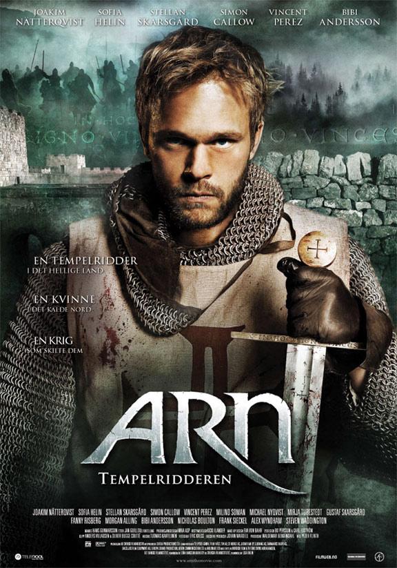 Arn- The Knight Templar Poster