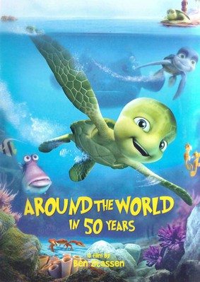 Around the World in 50 Years 3D Poster