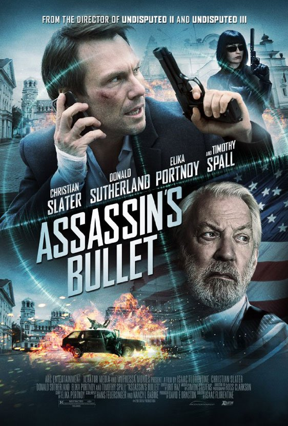 Assassin's Bullet Poster #1