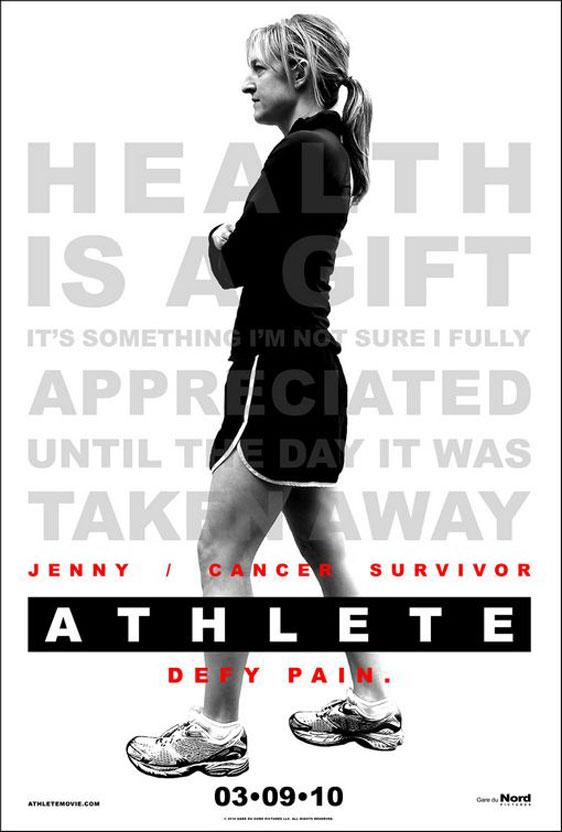 Athlete Poster #3