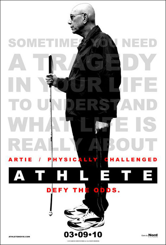 Athlete Poster #1