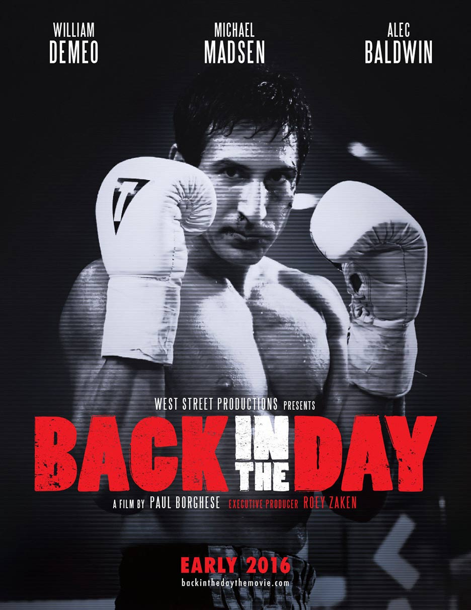 Back in the Day 2016 Poster 1  Trailer Addict