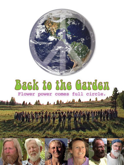 Back to the Garden: Flower Power Comes Full Circle Poster #1