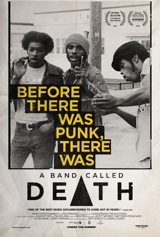 A Band Called Death Poster #1