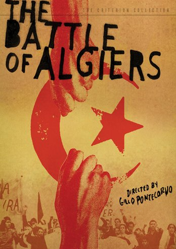 The Battle of Algiers Poster