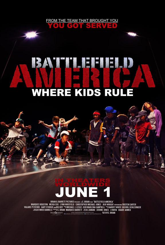 Battlefield America Poster #1