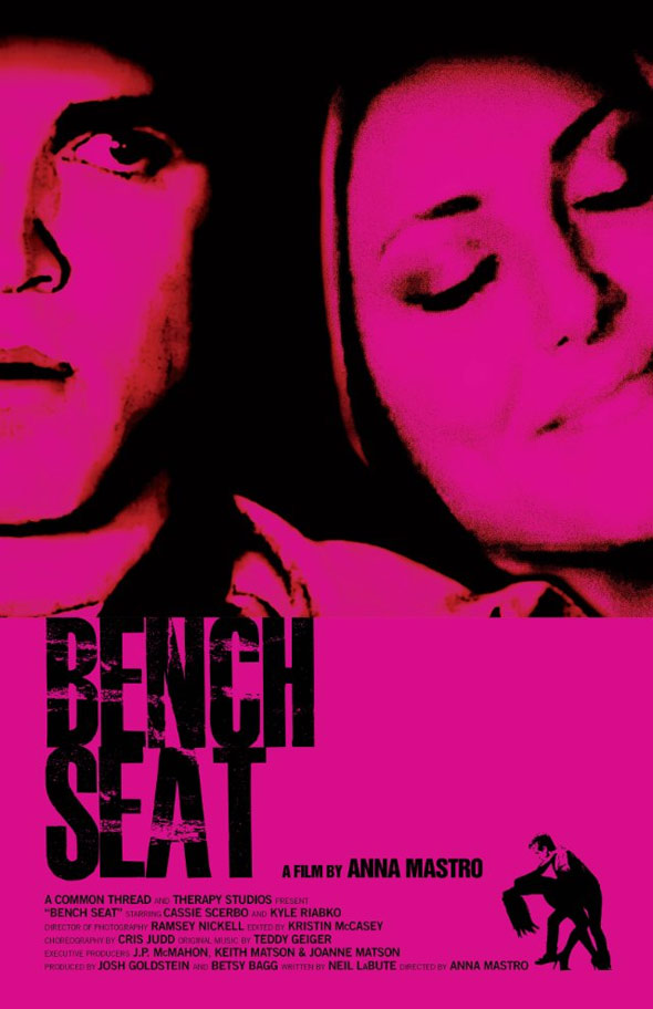 Bench Seat Poster #1