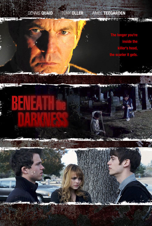 Beneath the Darkness Poster