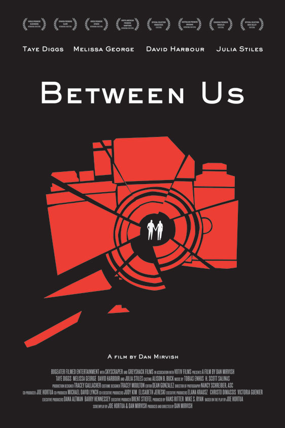 Between Us Poster #1