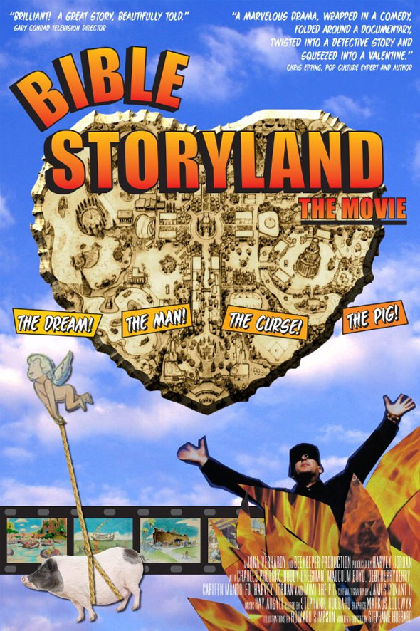 Bible Storyland Poster