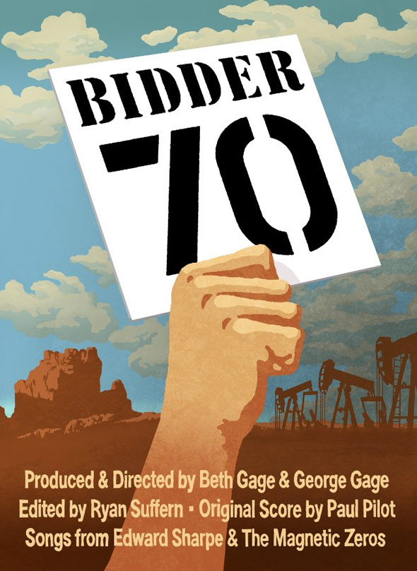 Bidder 70 Poster #1
