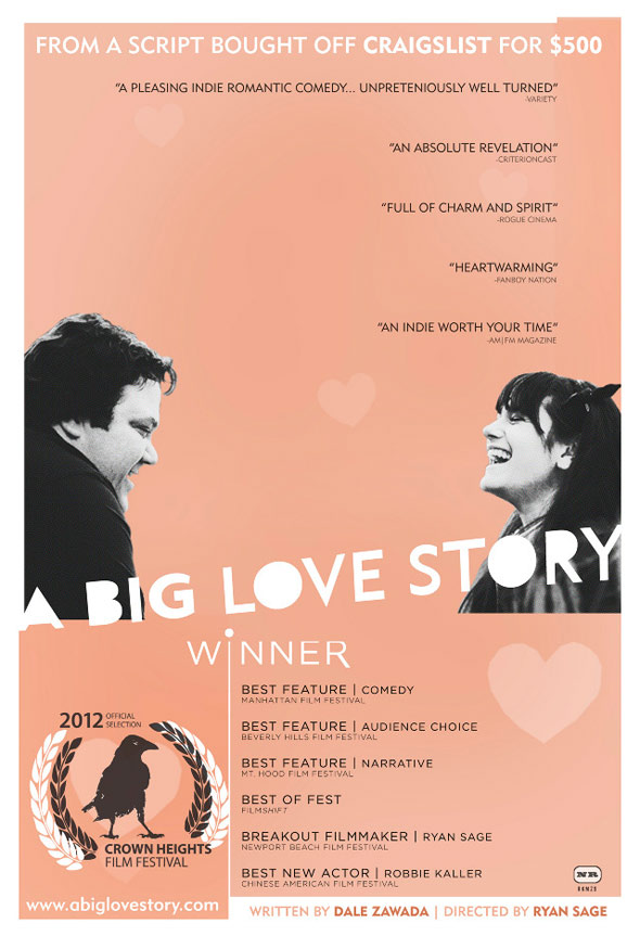 A Big Love Story Poster
