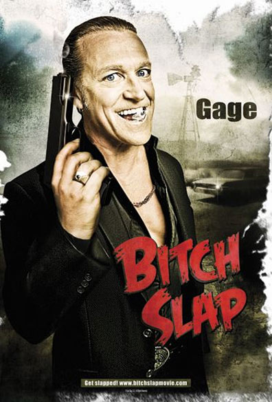 Bitch Slap Poster #10