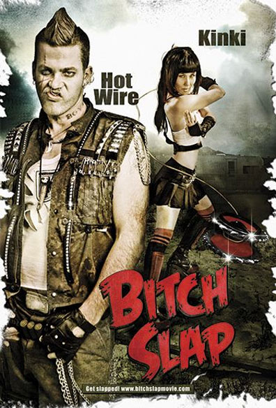 Bitch Slap Poster #2