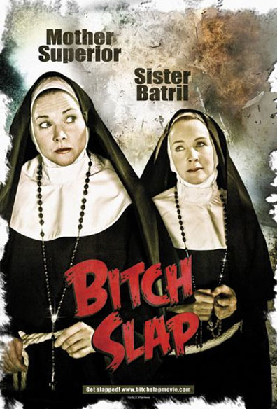 Bitch Slap Poster #6