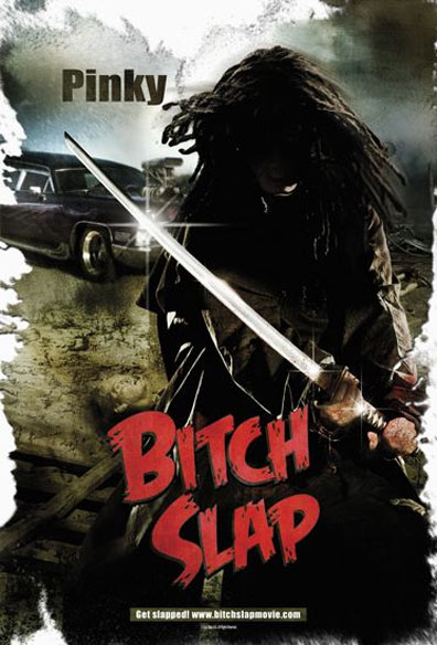 Bitch Slap Poster #7