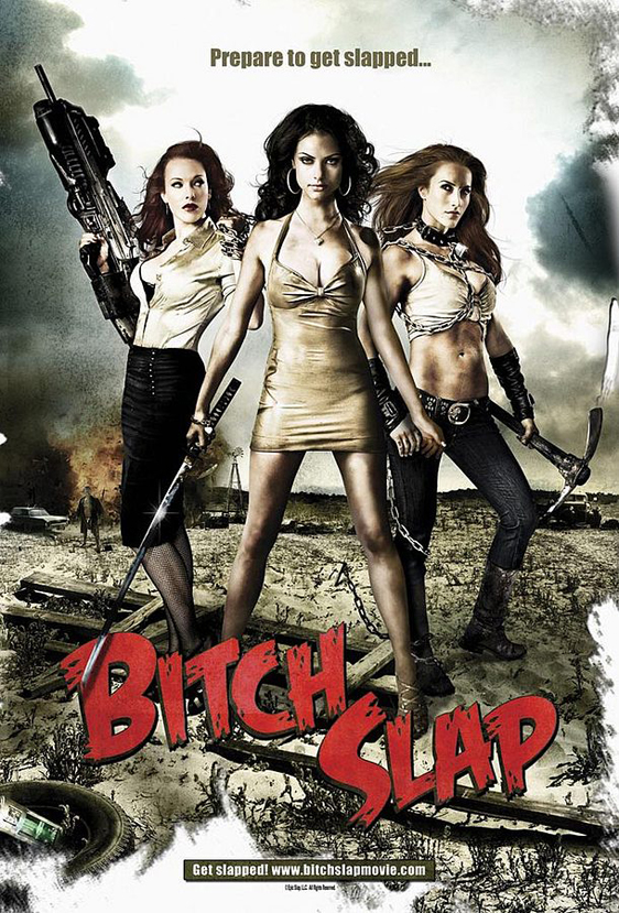 Bitch Slap Poster #1