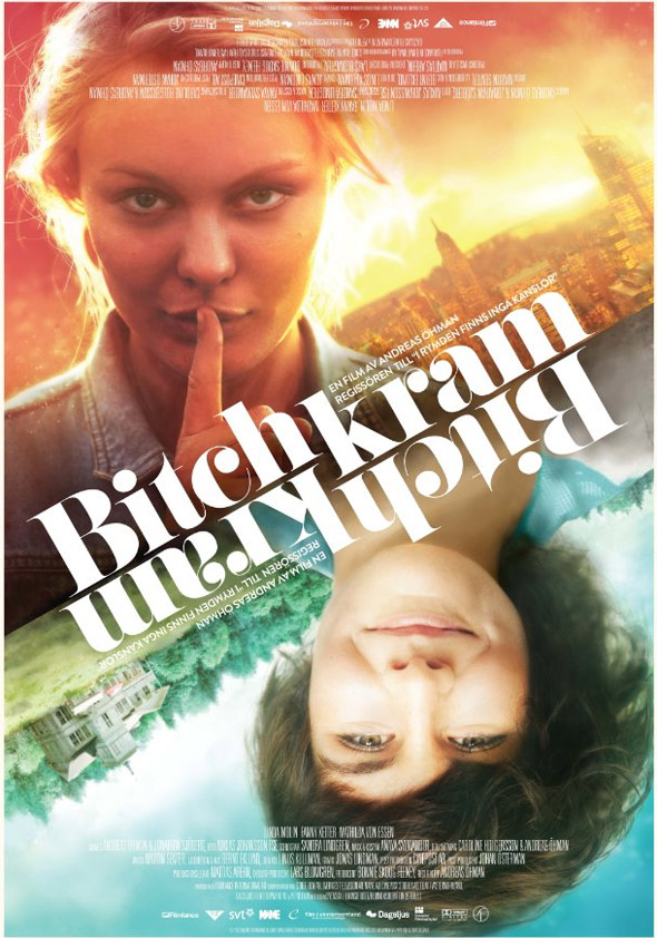 Bitch Hug Poster