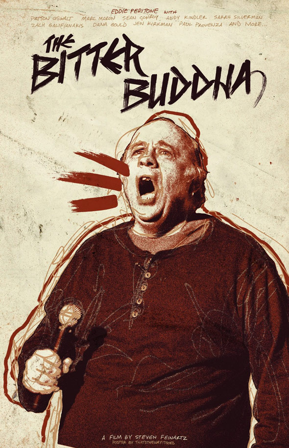 The Bitter Buddha Poster