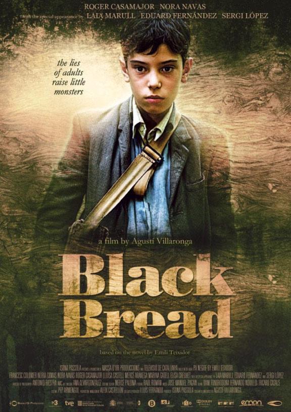 Black Bread Poster #1