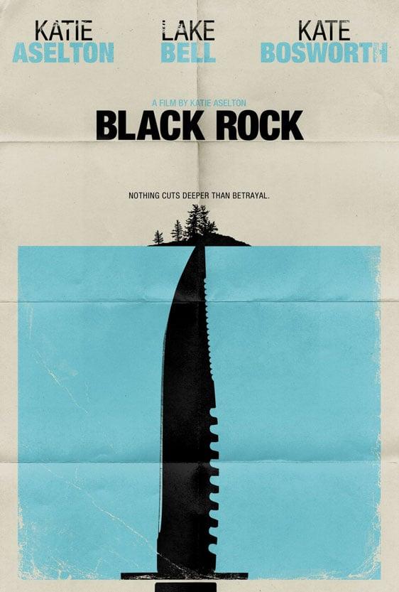 Black Rock Poster #2