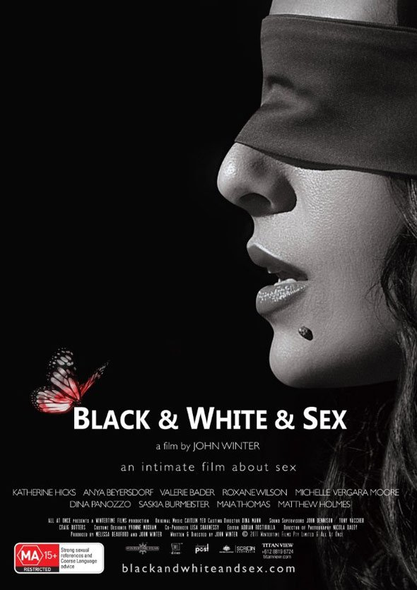 Black & White & Sex Poster