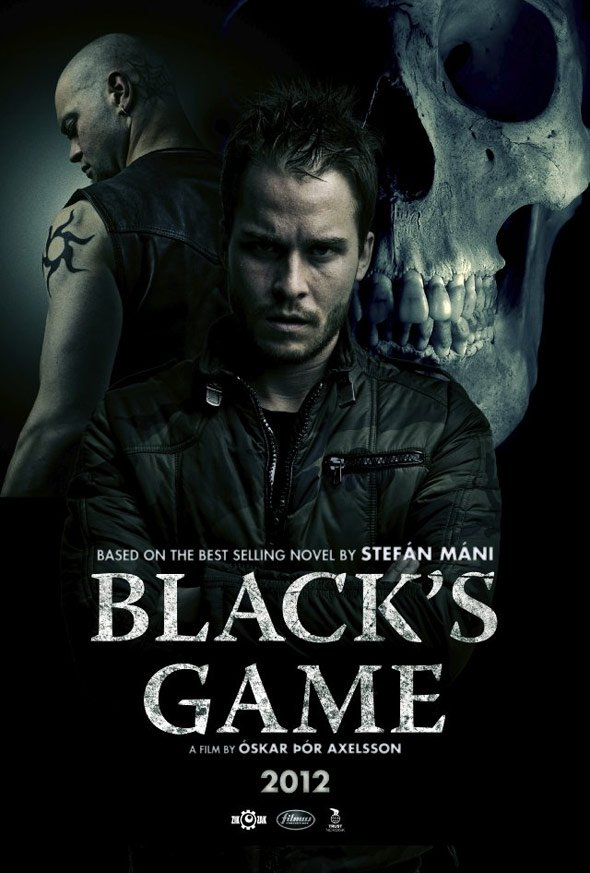 Black's Game Poster