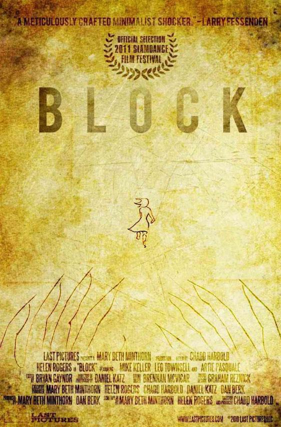 Block Poster