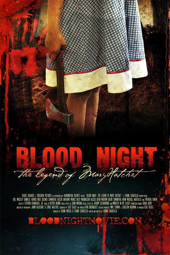 Blood Night Poster #1