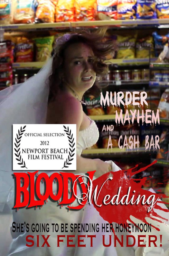 Bloody Wedding Poster