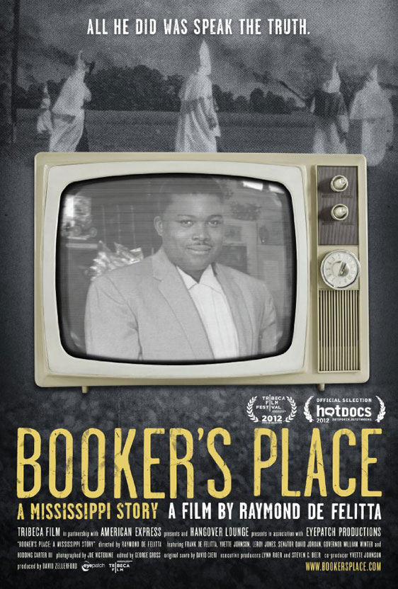 Booker's Place: A Mississippi Story Poster