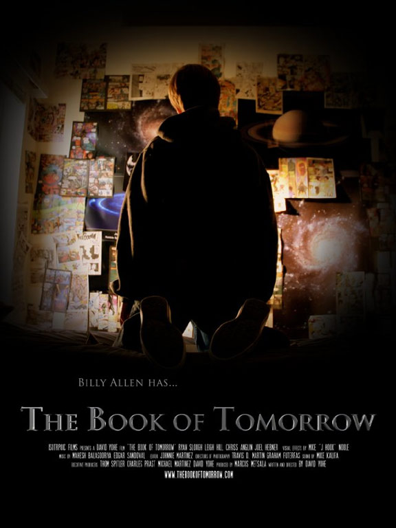 The Book of Tomorrow Poster #1