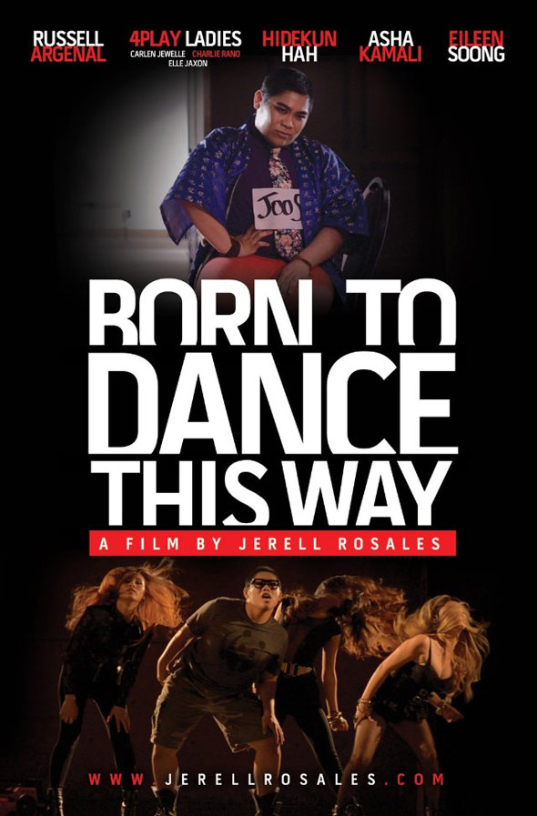 Born to Dance this Way Poster