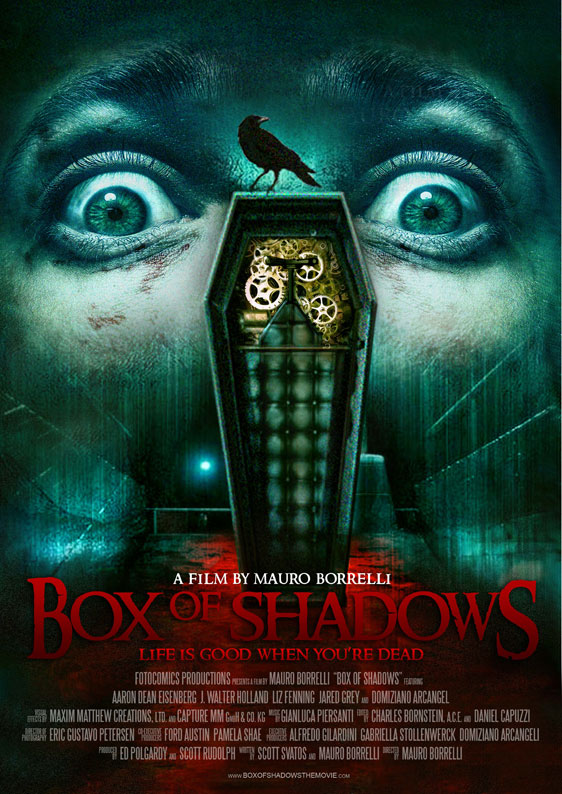 Box of Shadows Poster