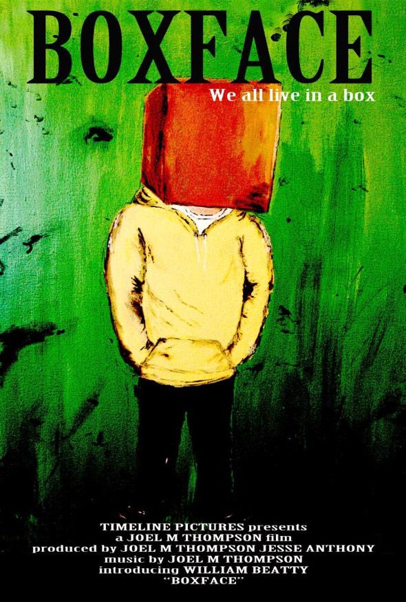 Boxface Poster
