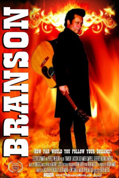 Branson Poster