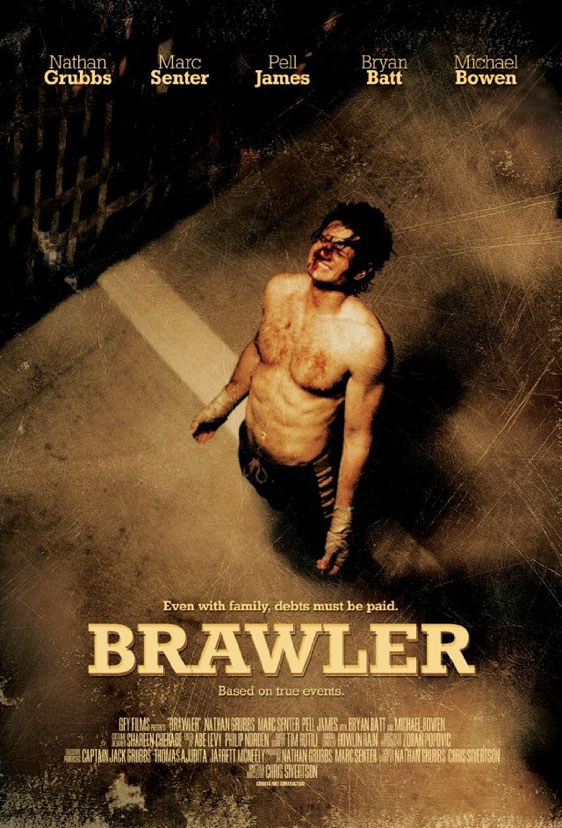 Brawler Poster #1