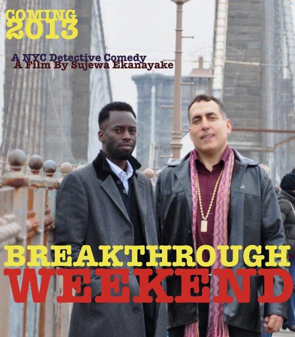 Breakthrough Weekend Poster #1