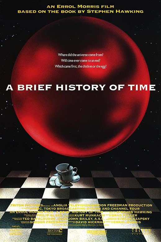 A Brief History of Time Poster
