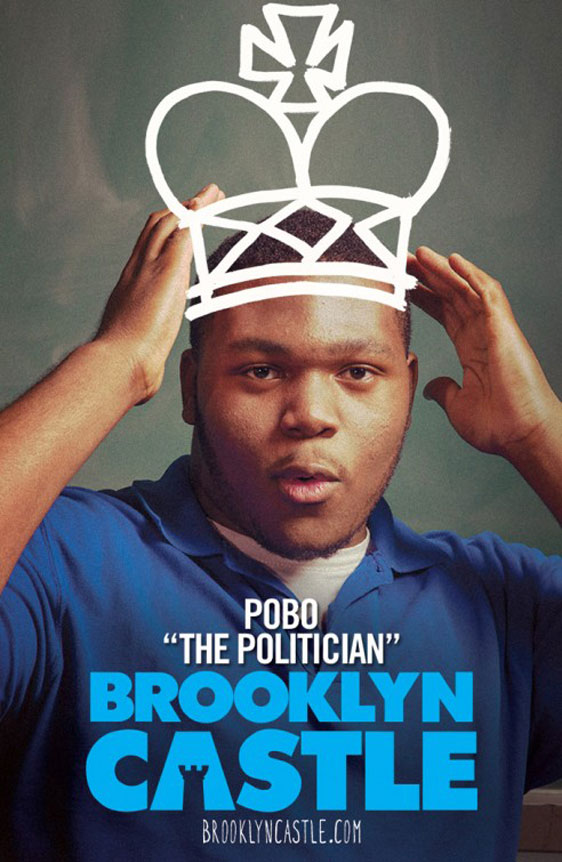 Brooklyn Castle Poster #2
