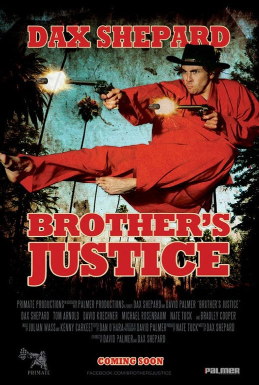 Brother's Justice Poster