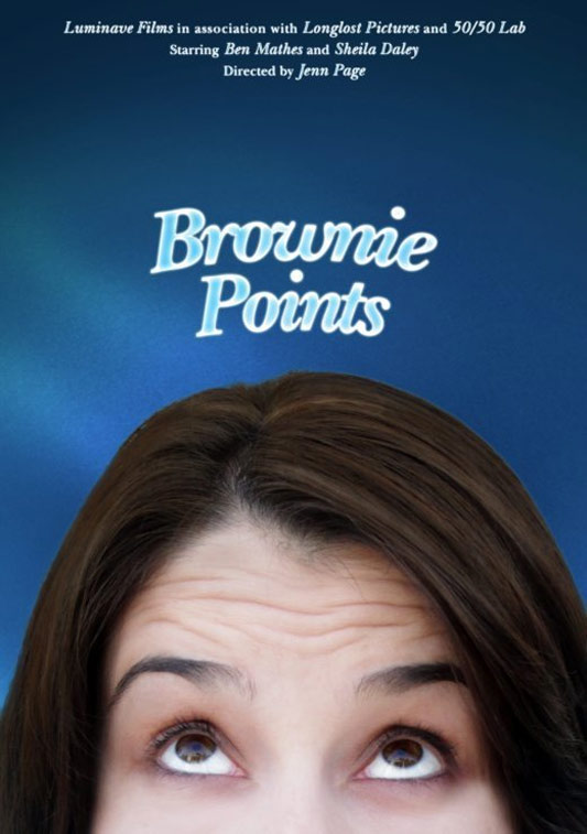 Brownie Points Poster