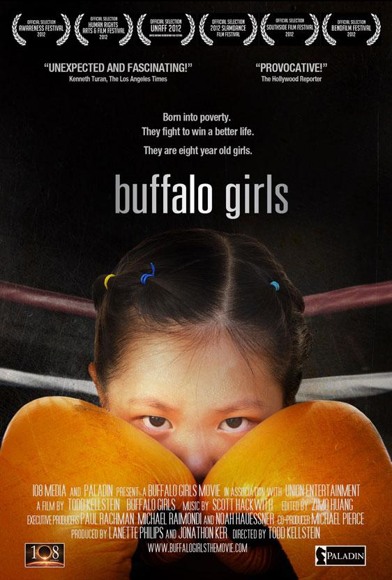 Buffalo Girls Poster #1
