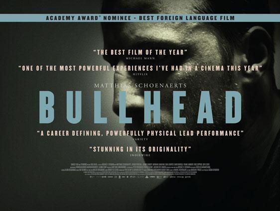 Bullhead (Rundskop) Poster #4