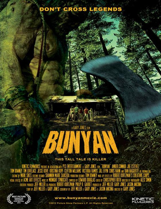 Bunyan Poster #2